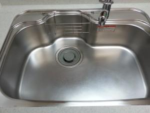 キッチン水垢
