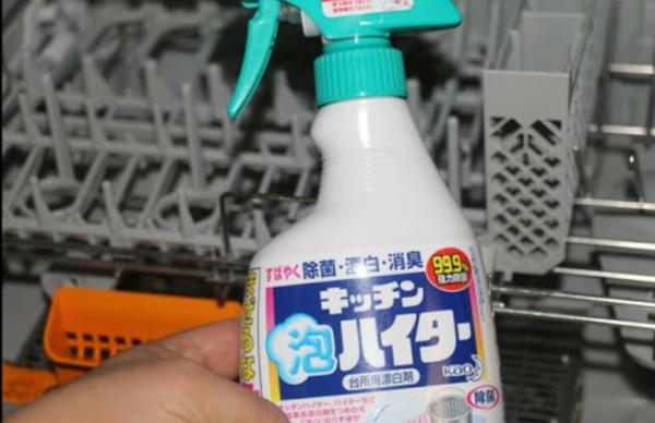 食洗機 掃除 カビ