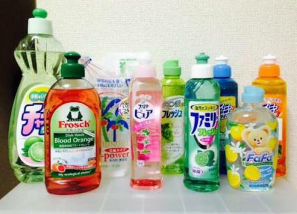 食洗機 掃除 洗剤