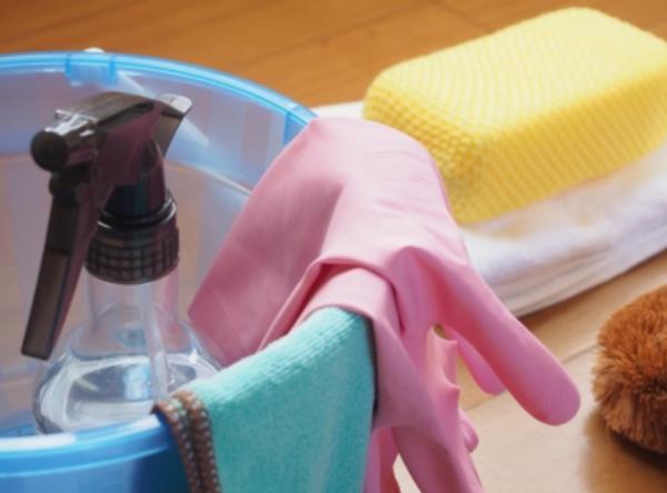 掃除 有酸素運動