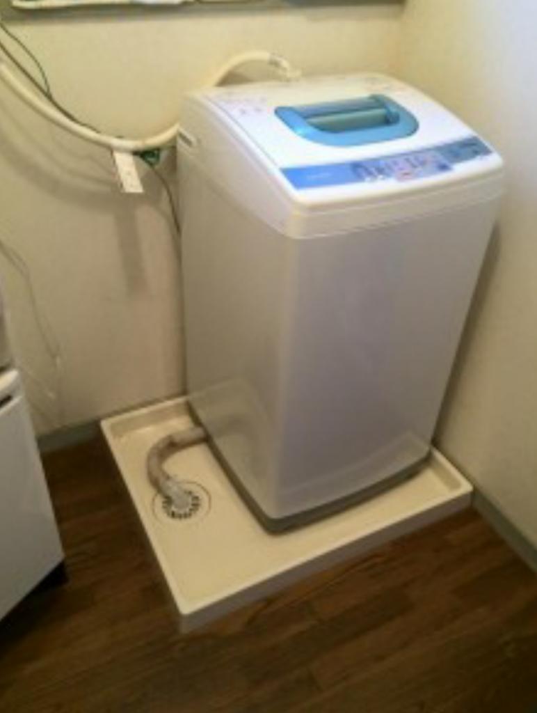 洗濯機 掃除 排水溝