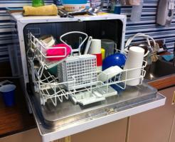 食洗機 掃除 重曹