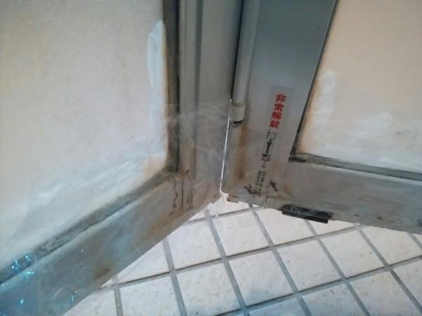 浴室 ドア 掃除